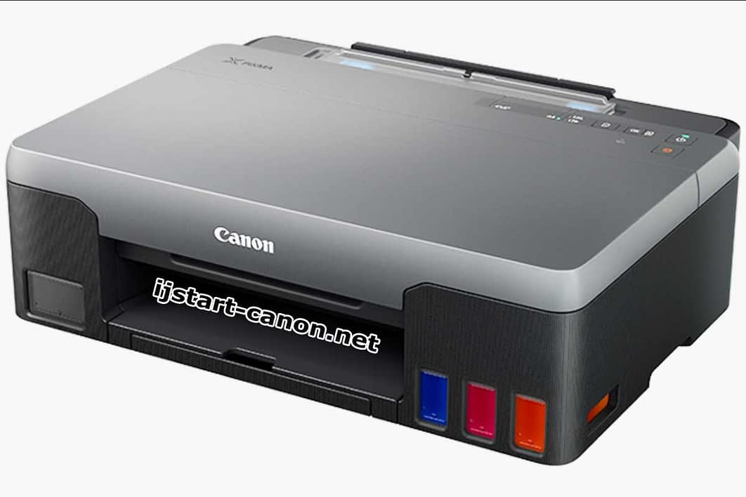 IJ Start Canon G1220 Set Up